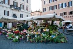 Tribune van bloemen in Royalty-vrije Stock Fotografie