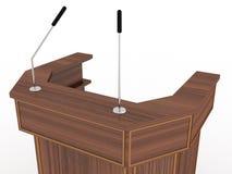 Tribune of wood  #3 Stock Photo