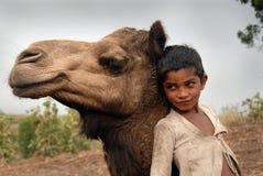 Tribus de Banjara en Inde photos libres de droits