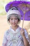 Tribus de s Hmong del Año Nuevo ' Foto de archivo