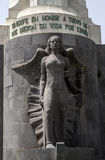 Tribut zu gefallen in den Bürgerkrieg Santa Cruz Tenerife Stockfotos