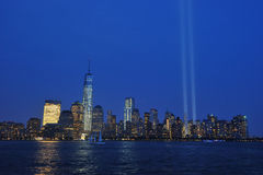 Tribute in Light Royalty Free Stock Photos