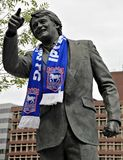 Tributes to Bobby Robson Royalty Free Stock Images