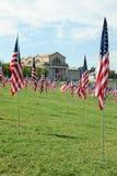 Tributo a 9-11 vítimas em St Louis Fotografia de Stock