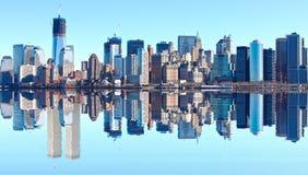 Tributo 911 das torres gémeas Imagens de Stock Royalty Free