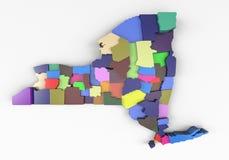 Tributo de Nueva York Fotografía de archivo libre de regalías