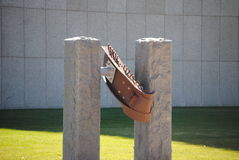 Tributo dell'accademia di aeronautica 9/11 Fotografia Stock