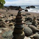 Tributo della roccia Fotografie Stock
