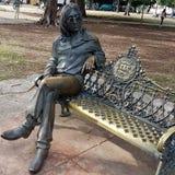 Tributo a John Lennon Havana Cuba Immagine Stock Libera da Diritti