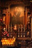 Tributo a San José Imagen de archivo libre de regalías
