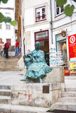 Tricana von Coimbra, Portugal Stockbild