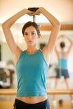 Tricep Workout stock photos