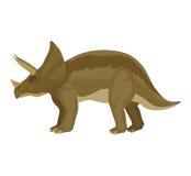 triceratops Fotografie Stock
