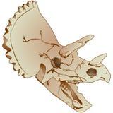 triceratops Imagens de Stock