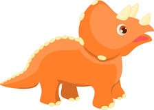 Triceratops Royalty Free Stock Photography