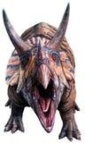 Triceratops 3D illustration royalty free illustration