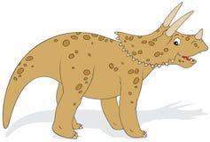 Triceratops de dinosaur Photo stock