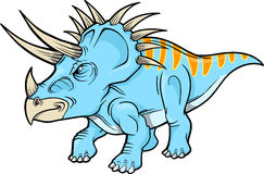 Triceratops Dinosaur Royalty Free Stock Photography