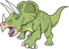 Triceratops-Dinosaurier Stockbild