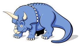 Triceratops pour des enfants Images libres de droits