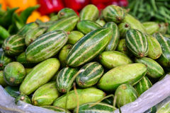 Indian vegetable-pointed gourd, parwal Stock Photo
