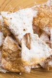 Trichterkuchen Stockfotografie