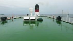 Trichterschiff Stockfoto