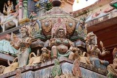 Trichy dans Tamil Nadu, Inde Image libre de droits