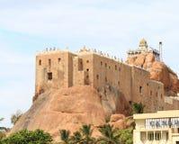 Trichy fort Tamil Nadu Indien Arkivbild