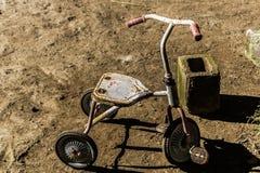 triciclo fotografia stock libera da diritti