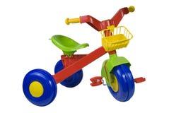 Triciclo Fotografia de Stock Royalty Free