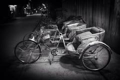 triciclo Fotografia Stock