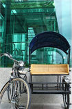 triciclo Imágenes de archivo libres de regalías