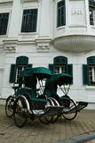triciclo fotografie stock