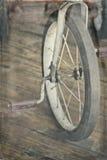 Triciclo antico Immagini Stock