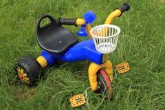 Triciclo del bebé Fotos de archivo libres de regalías