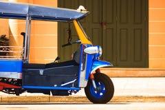 Triciclo del motor, Tailandia Fotografía de archivo libre de regalías