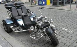 Triciclo del motore Immagine Stock Libera da Diritti