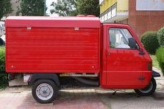 Triciclo del transporte Imagenes de archivo