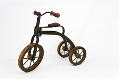 Triciclo do brinquedo Imagem de Stock Royalty Free