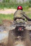 Triciclo do motor Fotografia de Stock Royalty Free