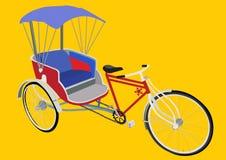 Triciclo en Tailandia Fotos de archivo libres de regalías