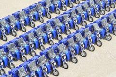 Triciclo para las personas discapacitadas imagen de archivo libre de regalías
