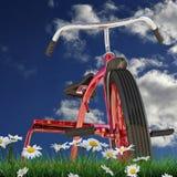 Triciclo rojo libre illustration