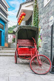 Triciclo velho Foto de Stock Royalty Free
