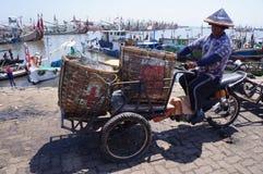 triciclos Fotografía de archivo libre de regalías