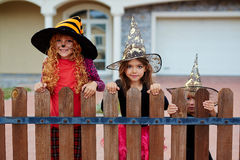 Trick-eller-fest tradition royaltyfri fotografi