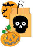 Trick or Treat Royalty Free Stock Photos