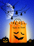 Trick or treat Stock Images