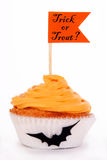 Trick or Treat Cupcake Royalty Free Stock Photos